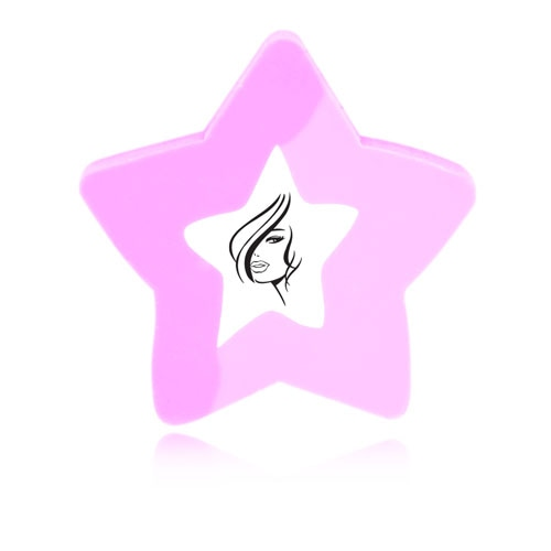 Star Shaped Eraser