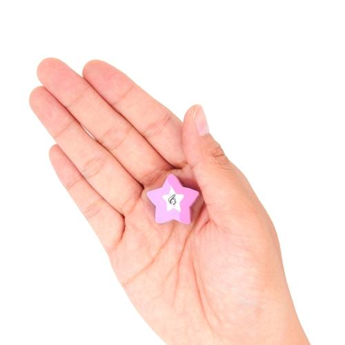 Star Shaped Eraser