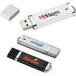 4GB Deluxe USB Flash Drive