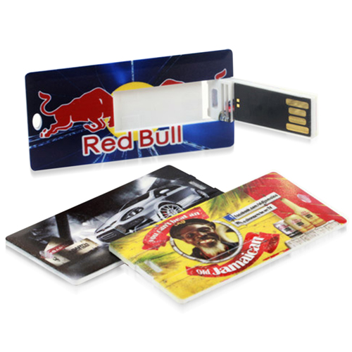 8GB Mini Credit Card Flash Drive