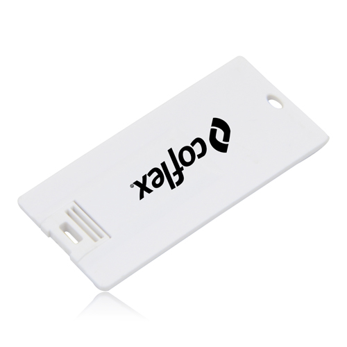 8GB Mini Credit Card Flash Drive Image 5