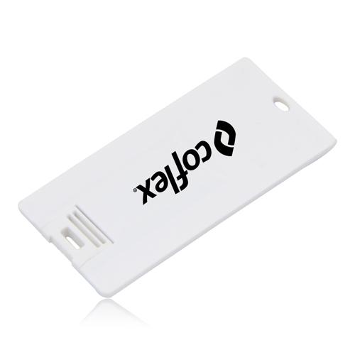 32GB Mini Credit Card Flash Drive Image 5
