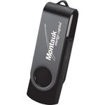 2GB Twister Swivel Flash Drive