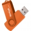 8GB Twister Swivel Flash Drive Image 3