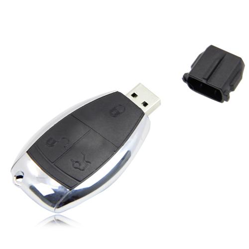 8GB Car Key Flash Drive Image 2