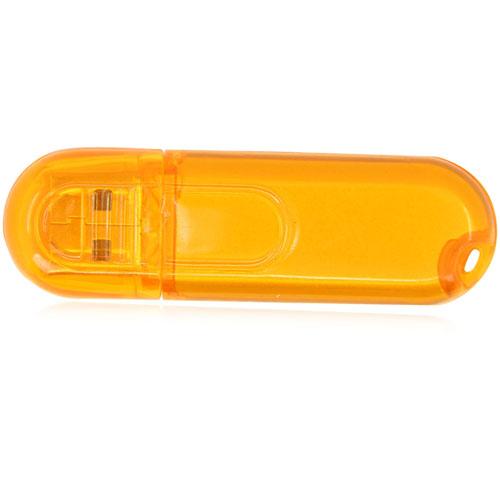 4GB Classy Translucent Flash Drive Image 2