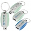 4GB Deluxe Keyring Flash Drive