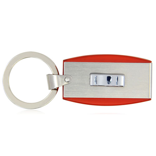 8GB Deluxe Keyring Flash Drive