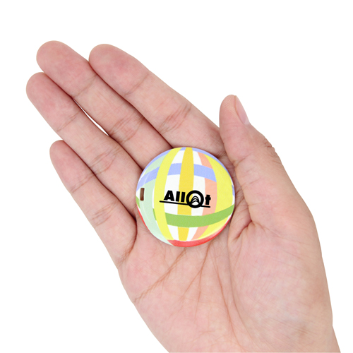 4GB Flat Round Flash Drive Image 4