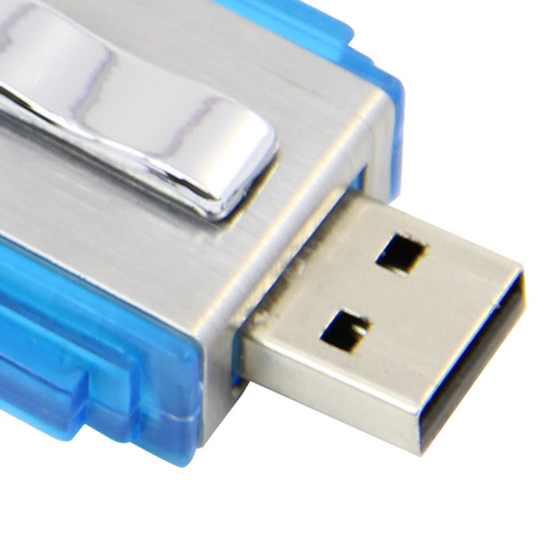 16GB Retractable USB Flash Drive Image 8