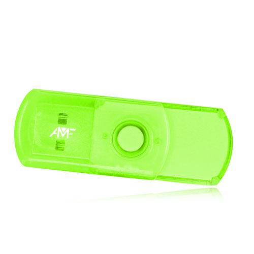 2GB Translucent Mini USB Flash Drive