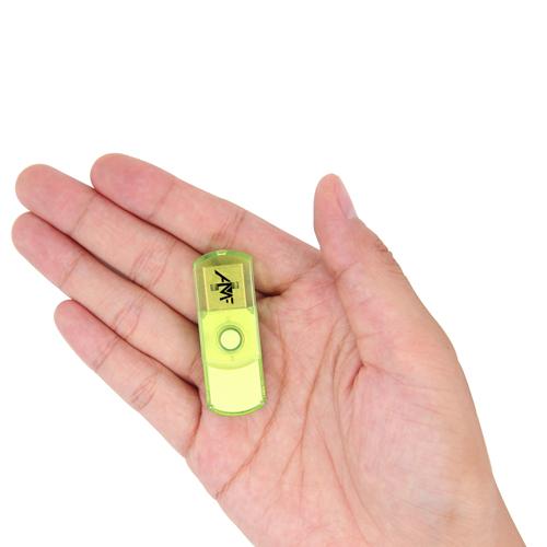 32GB Translucent Mini USB Flash Drive Image 4