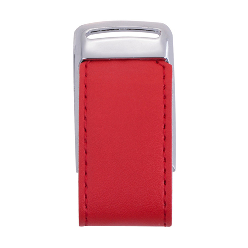 8GB Dashing Leather Flash Drive Image 3