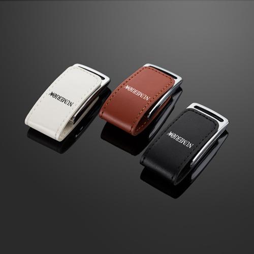 8GB Dashing Leather Flash Drive Image 6