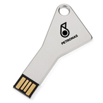 16GB Deluxe Key Shaped Flash Drive