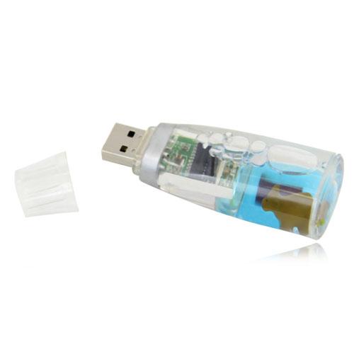 32GB Liquid USB Flash Drive