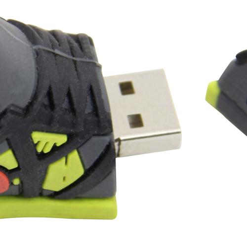 4GB Your Customize Shape Flash Drive