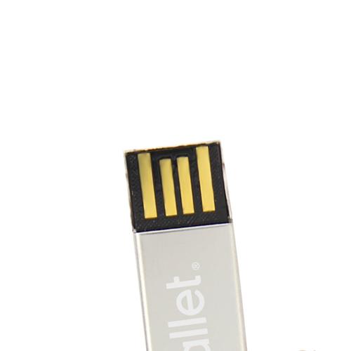 2GB Key Shaped Metal Flash Drive