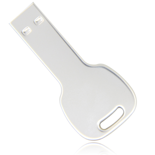 8GB Key Shaped Metal Flash Drive Image 9