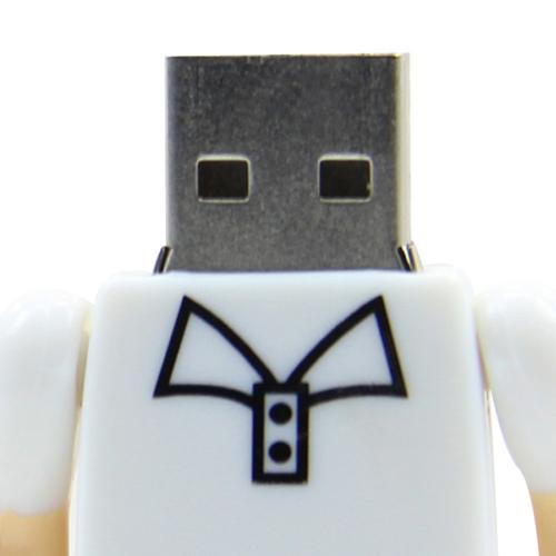 4GB Micro People Flash Drive