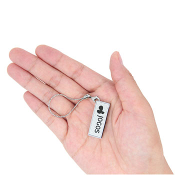 2GB Trendz Metal Flash Drive