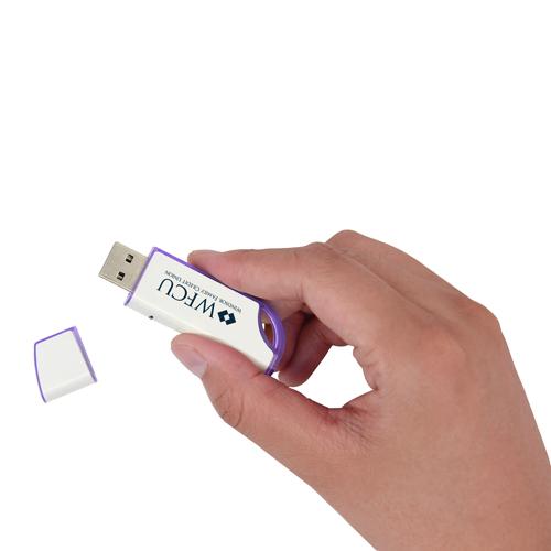 16GB Groovy Flash Drive