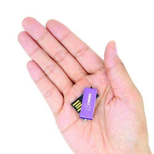 32GB Mini Rotate Metal Flash Drive Image 4