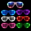 Party Shutter Glitz Sunglass