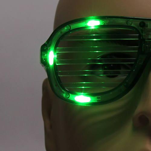 Party Shutter Light Sunglass