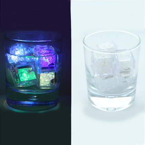 Light Emitting Ice Cube