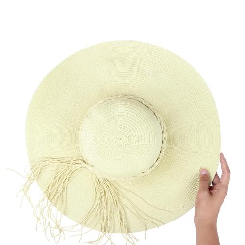 Ribbony Straw Hat