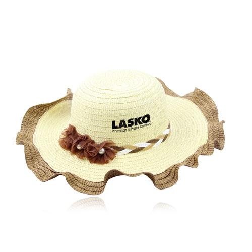 Stylish Brim Straw Hat