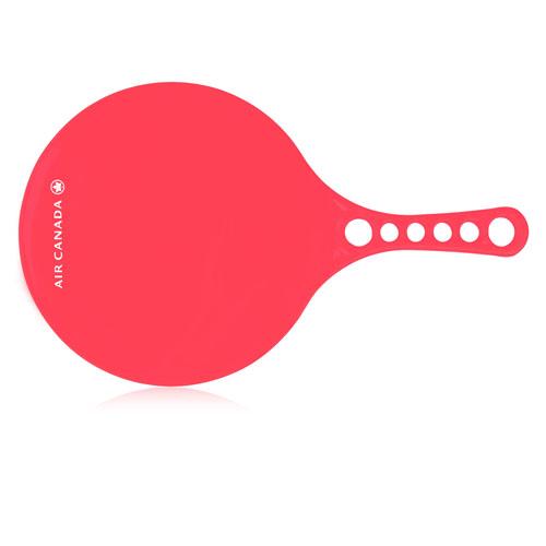 Plastic Beach Paddle Ball Set Image 1