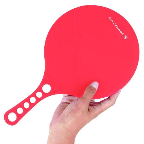 Plastic Beach Paddle Ball Set