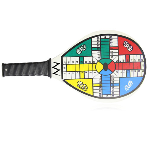 Ludo Board Game Beach Paddle