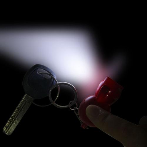 Light Mood Doll Keychain