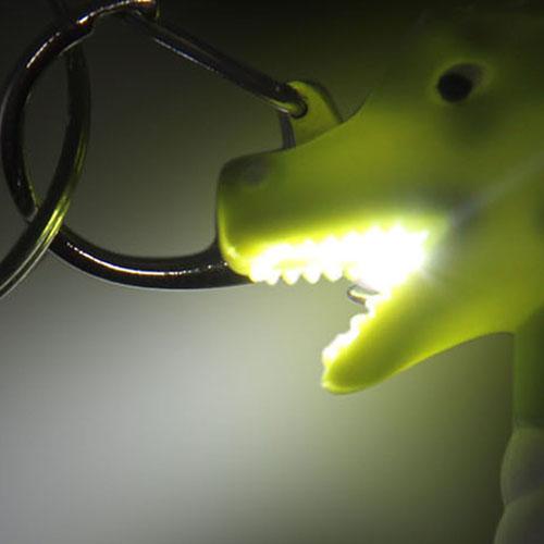 Dinosaur Led Sound Keychain Image 6