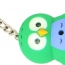 Owl Light  Keychain With Sound Image 9