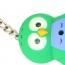 Owl Light  Keychain With Sound