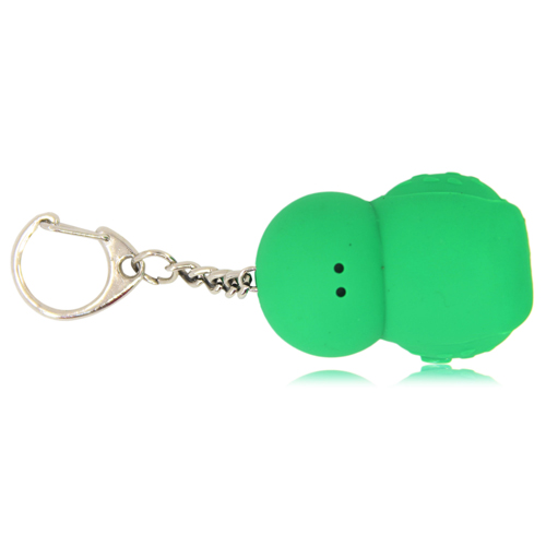 Owl Light  Keychain With Sound Image 2