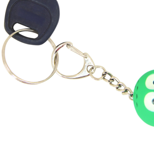 Owl Light  Keychain With Sound Image 8