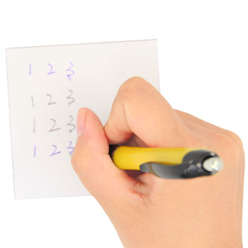 Ringo Retractable Medium Point Pen