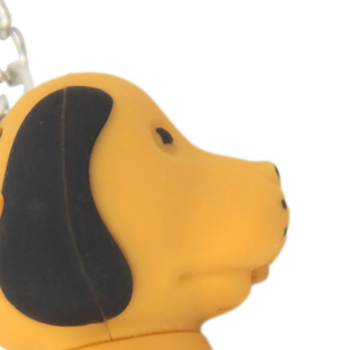 Dog Sound Keychain With Light Image 8