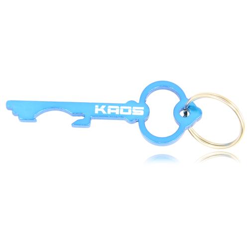 Key Shape Bottle Opener Key Chain Image 6