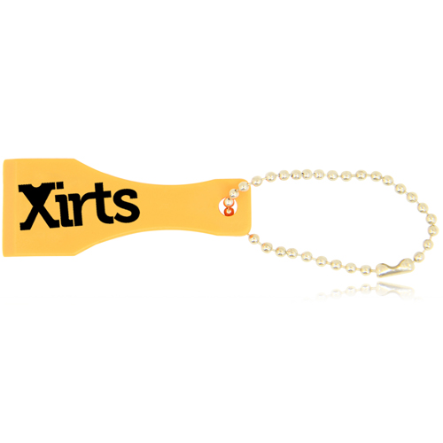 Card & Lottery Ticket Scratcher Keychain