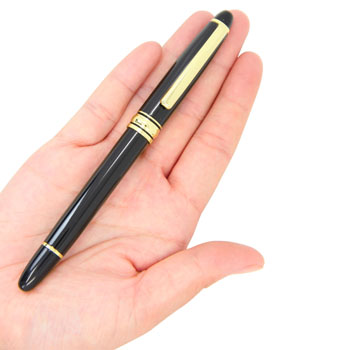 Executive Cap-off Rollerball Metal Pen