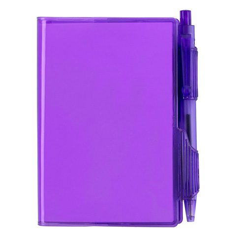 Translucent Notepad With Pen
