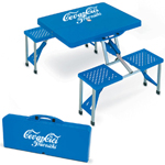 Portable Folding Table For 4