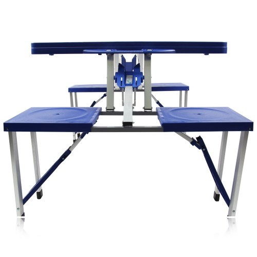Portable Folding Table For 4 Image 21