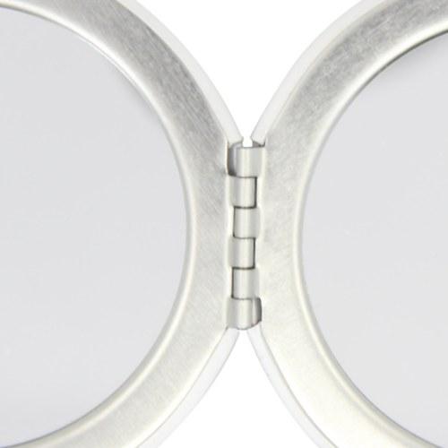 Snowflake Diamond Design Mirror
